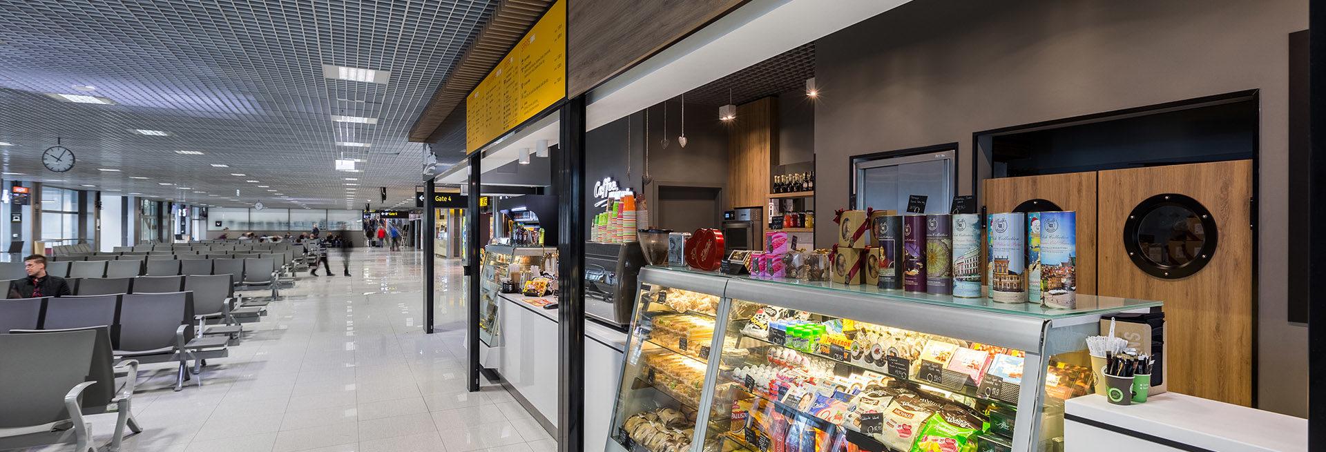 Gastronomia - Airport Kraków Balice